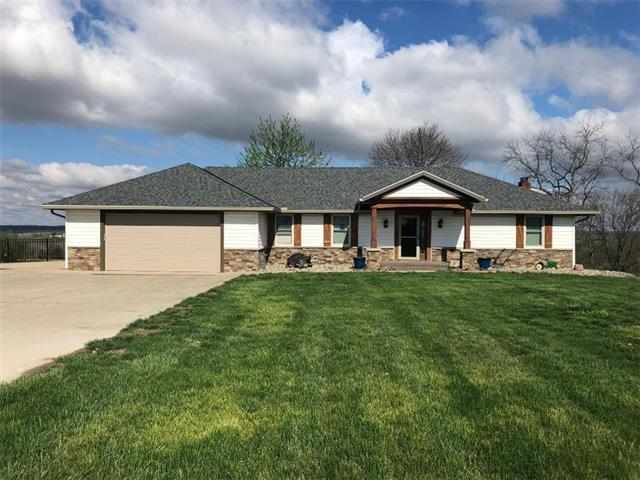 15396 SE State Rt E N/A, Gower, MO 64454 (#2166305) :: Edie Waters Network