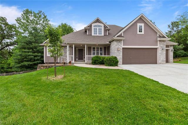 1137 Redwood Place, Liberty, MO 64068 (#2166367) :: Eric Craig Real Estate Team