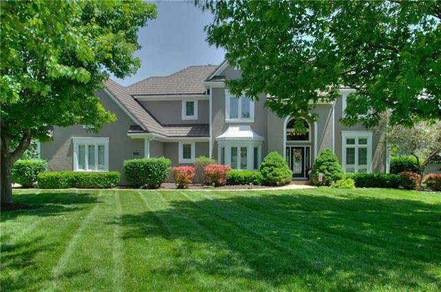 12839 Gillette Street, Overland Park, KS 66213 (#2167547) :: House of Couse Group