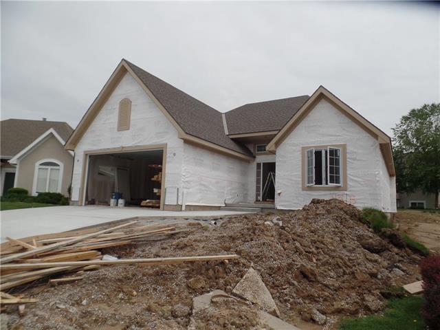 9518 NE 100th Street, Kansas City, MO 64157 (#2167632) :: Eric Craig Real Estate Team