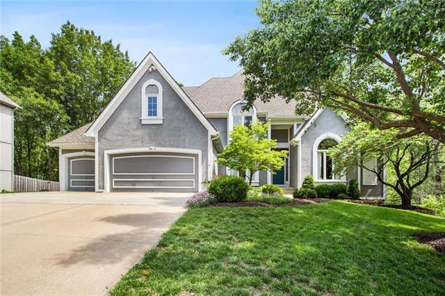 13604 W 54th Terrace, Shawnee, KS 66216 (#2167652) :: House of Couse Group