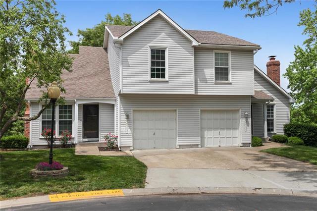 8514 W 109th Terrace, Overland Park, KS 66210 (#2167738) :: Team Real Estate