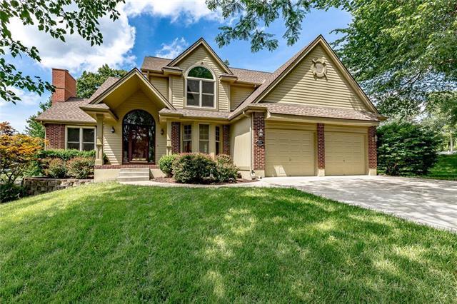 5504 NW 81st Terrace, Kansas City, MO 64151 (#2167759) :: Kansas City Homes