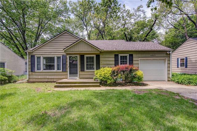 4823 W 71st Terrace, Prairie Village, KS 66208 (#2167781) :: Team Real Estate