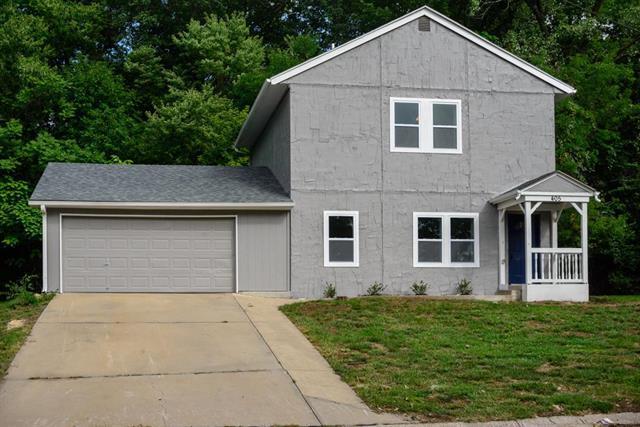 405 Ridge Drive, Sugar Creek, MO 64054 (#2167852) :: No Borders Real Estate