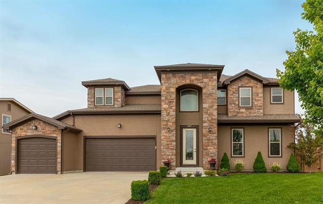 907 Drum Drive, Lawrence, KS 66049 (#2167912) :: House of Couse Group