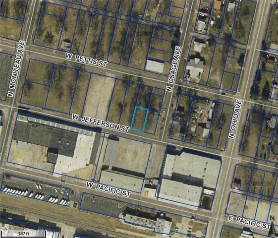 206 W Jefferson Street, Sedalia, MO 65301 (#2167959) :: No Borders Real Estate