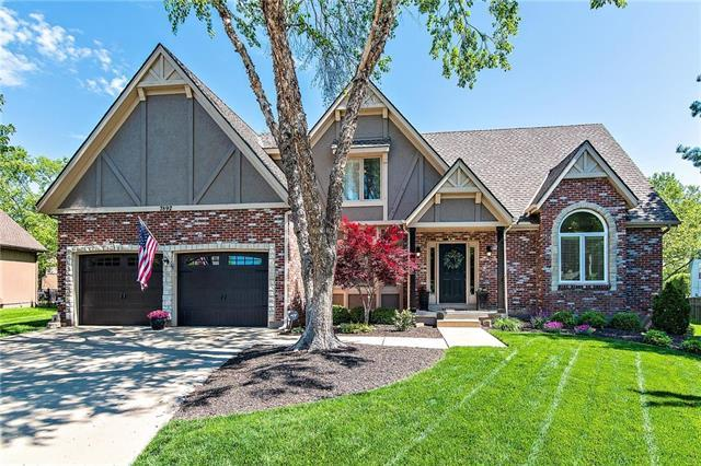 7892 W 154th Street, Overland Park, KS 66223 (#2167996) :: House of Couse Group
