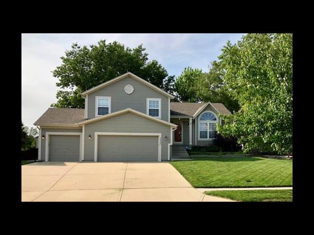20982 W 116th Terrace, Olathe, KS 66061 (#2168159) :: Eric Craig Real Estate Team