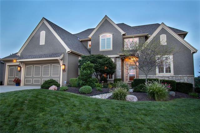 1811 NE 102ND Terrace, Kansas City, MO 64155 (#2168220) :: House of Couse Group