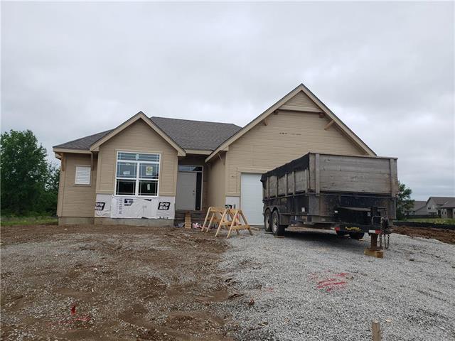 4615 NE 85th Terrace, Kansas City, MO 64156 (#2168439) :: House of Couse Group