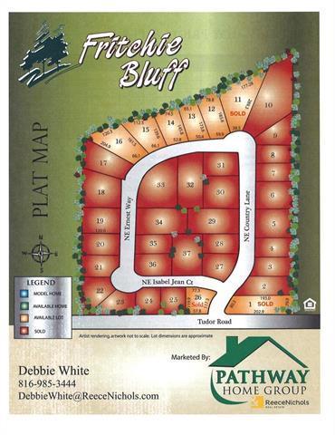 1420 NE Ernest Way, Lee's Summit, MO 64086 (#2168482) :: Kansas City Homes