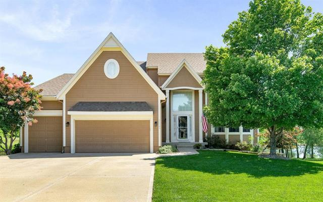 20789 S Skyview Lane, Spring Hill, KS 66083 (#2169252) :: House of Couse Group