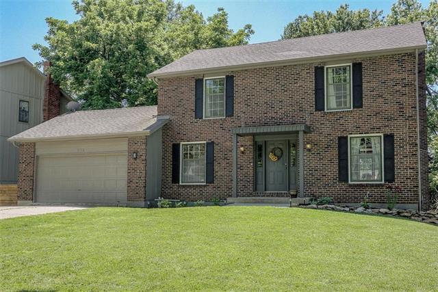11312 Grandview Drive, Overland Park, KS 66210 (#2169296) :: No Borders Real Estate