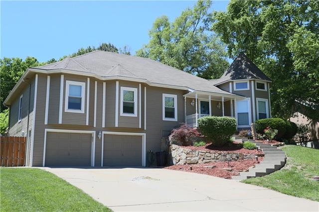 2318 Cambridge Street, Leavenworth, KS 66048 (#2169333) :: Clemons Home Team/ReMax Innovations