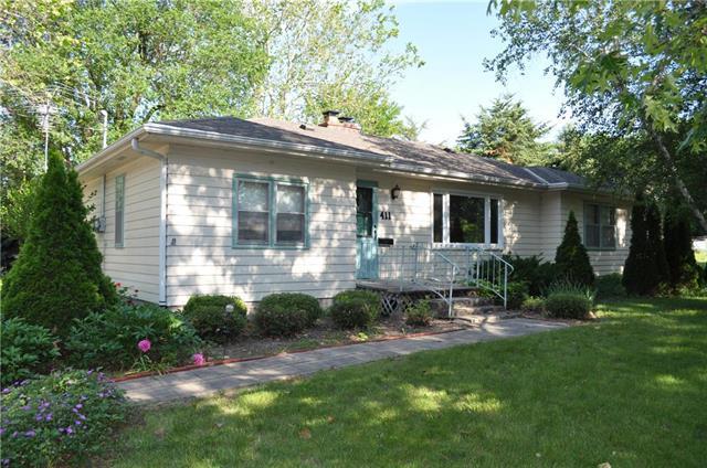 411 S Ohio Street, King City, MO 64463 (#2169939) :: Stroud & Associates Keller Williams - Powered by SurRealty Network