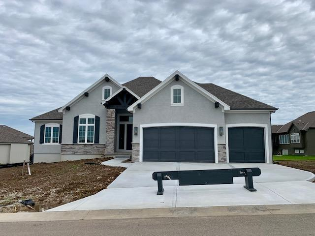 12908 W 172nd Street, Overland Park, KS 66221 (#2169987) :: House of Couse Group