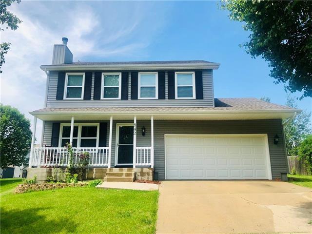 842 Elk Lane, Bonner Springs, KS 66012 (#2170150) :: Team Real Estate
