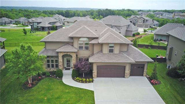 4443 NE Park Springs Court, Lee's Summit, MO 64064 (#2170284) :: House of Couse Group