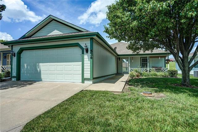 534 Saturn Drive, Raymore, MO 64083 (#2170349) :: House of Couse Group