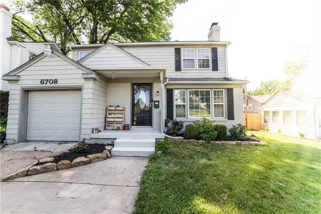 6708 Holmes Road, Kansas City, MO 64131 (#2170422) :: House of Couse Group