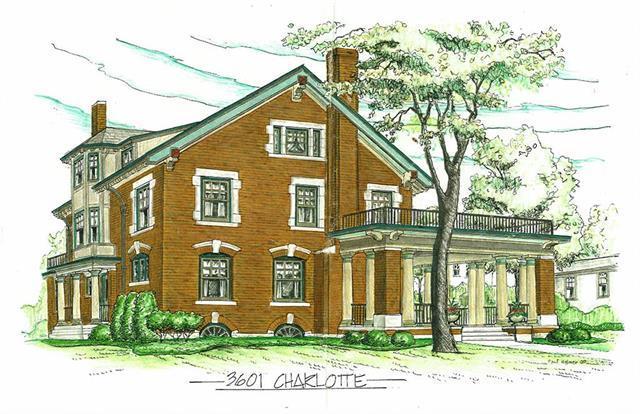 3601 Charlotte Street, Kansas City, MO 64109 (#2170467) :: Kansas City Homes