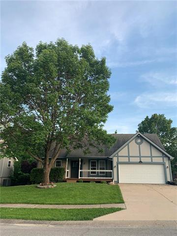 9 NW 102nd Terrace, Kansas City, MO 64155 (#2170635) :: House of Couse Group