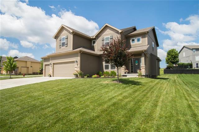 15705 NW 124th Street, Platte City, MO 64079 (#2170698) :: House of Couse Group