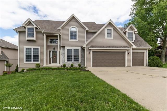 740 Cottonwood Terrace, Liberty, MO 64068 (#2170786) :: Eric Craig Real Estate Team
