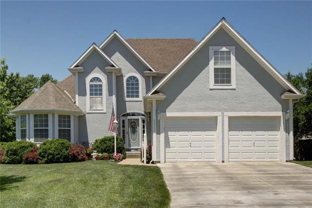 20930 Maple Terrace, Spring Hill, KS 66083 (#2171012) :: Team Real Estate