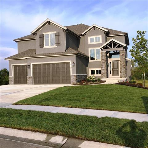 17813 Benson Street, Overland Park, KS 66013 (#2171115) :: Kansas City Homes