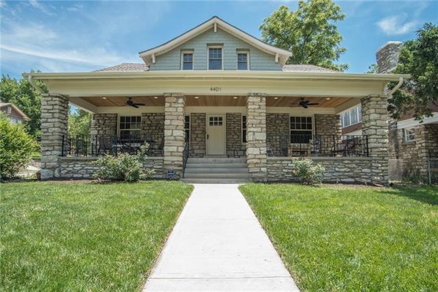 4401 Gillham Road, Kansas City, MO 64110 (#2171233) :: House of Couse Group
