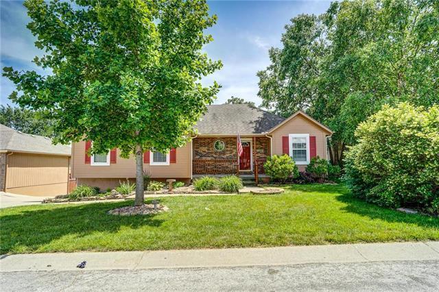 1321 SW Graystone Circle, Grain Valley, MO 64029 (#2171253) :: No Borders Real Estate