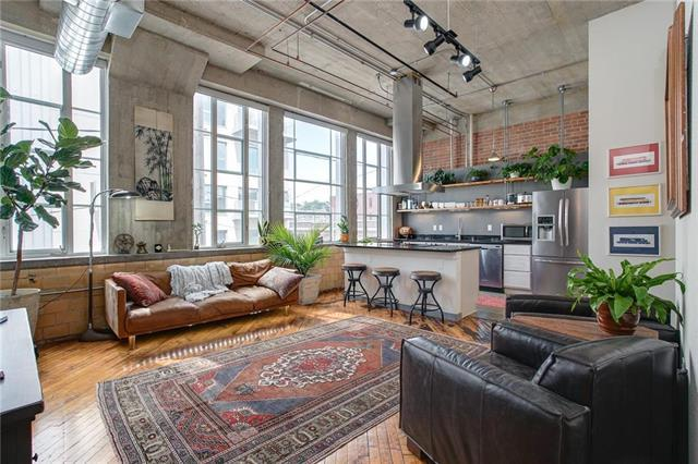 2029 Wyandotte Street #206, Kansas City, MO 64108 (#2171336) :: Eric Craig Real Estate Team