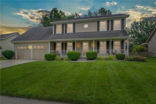 1613 Welleslay Lane, Liberty, MO 64068 (#2171413) :: Eric Craig Real Estate Team