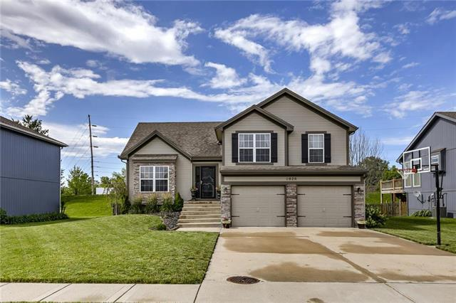 1020 Sherman Drive, Liberty, MO 64068 (#2171516) :: No Borders Real Estate