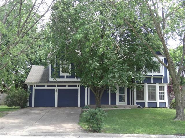 14309 S Darnell Street, Olathe, KS 66062 (#2171535) :: No Borders Real Estate