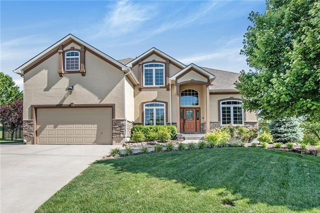 20804 E 50th Terrace Court, Blue Springs, MO 64015 (#2171588) :: NestWork Homes
