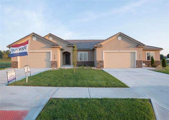 4150 NE Chapel Manor Drive, Lee's Summit, MO 64064 (#2171695) :: Eric Craig Real Estate Team