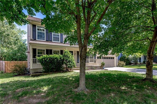 6029 W 158 Street, Overland Park, KS 66223 (#2171730) :: NestWork Homes