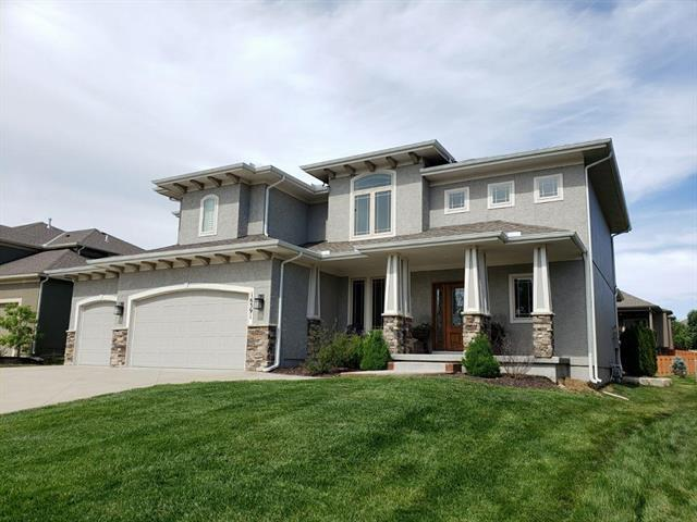 16391 S Hall Street, Olathe, KS 66062 (#2171792) :: No Borders Real Estate