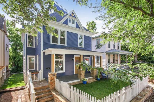 1718 Summit Street, Kansas City, MO 64108 (#2172095) :: Kansas City Homes