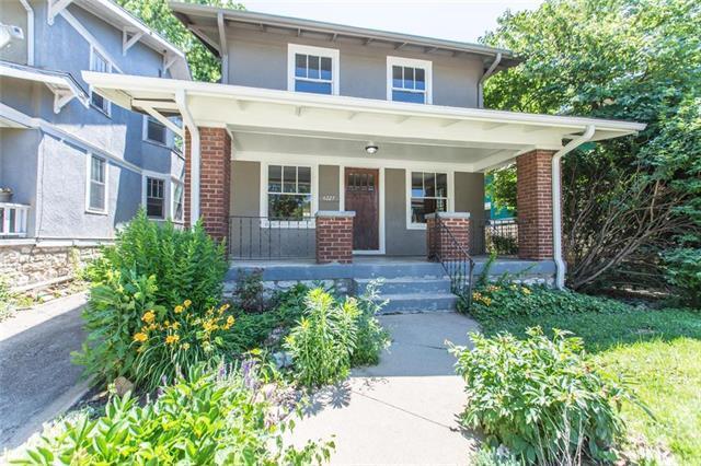 4227 Mercier Street, Kansas City, MO 64111 (#2172138) :: Kansas City Homes