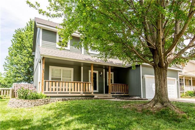 204 Shannon Avenue, Smithville, MO 64089 (#2172184) :: Kansas City Homes