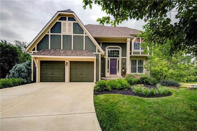8004 W 144th Street, Overland Park, KS 66223 (#2172330) :: House of Couse Group