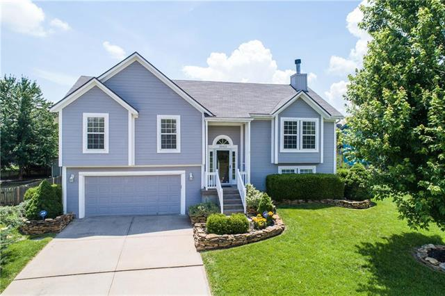 20421 W 217th Street, Spring Hill, KS 66083 (#2172492) :: Team Real Estate