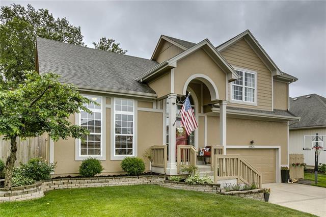 21645 W 121st Street, Olathe, KS 66061 (#2172758) :: Eric Craig Real Estate Team