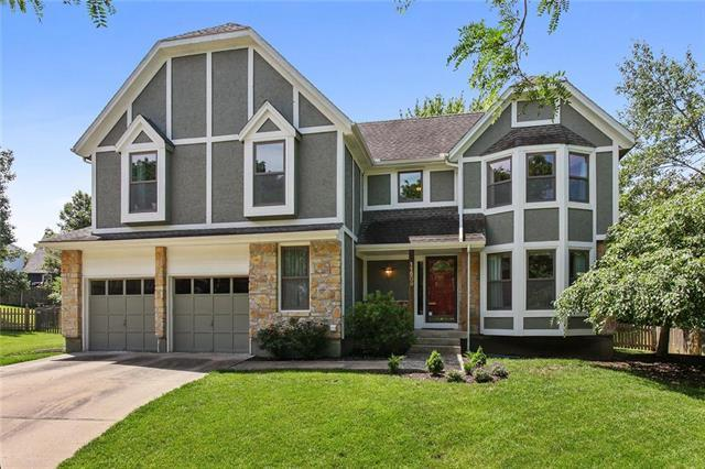 11509 Mastin Street, Overland Park, KS 66210 (#2172819) :: Eric Craig Real Estate Team
