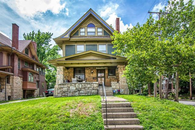 4100 Harrison Street, Kansas City, MO 64110 (#2172846) :: Eric Craig Real Estate Team