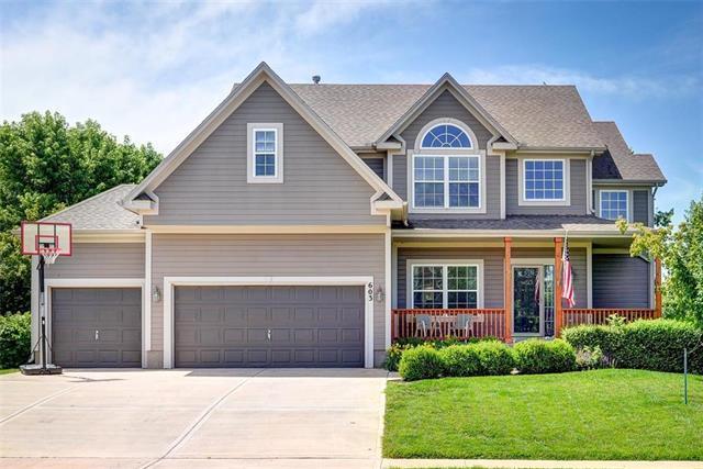 603 E Mockingbird Street, Gardner, KS 66030 (#2172898) :: House of Couse Group